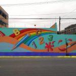 Pinturas em Escolas Infantis e Painéis Artísticos